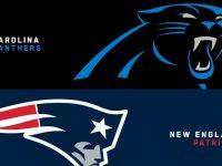 Carolina Panthers vs New England Patriots