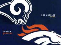 Denver Broncos vs Los Angeles Rams