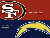 Los Angeles Chargers vs San Francisco 49ers