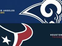 Los Angeles Rams vs Houston Texans