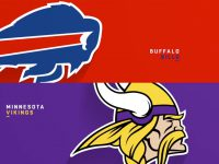 Minnesota Vikings vs Buffalo Bills