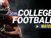 NCAA 2019 Week 00