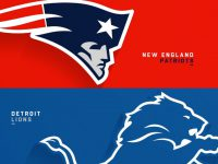 New England Patriots vs Detroit Lions