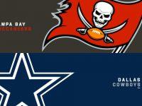 Tampa Bay Buccaneers vs Dallas Cowboys