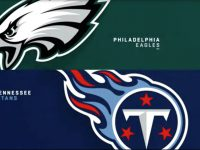 Tennessee Titans vs Philadelphia Eagles