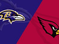 Arizona Cardinals vs Baltimore Ravens