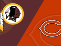 Chicago Bears vs Washington Redskins