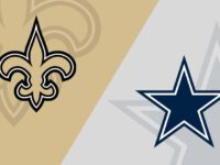 Dallas Cowboys vs New Orleans Saints