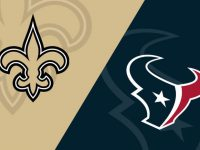 Houston Texans vs New Orleans Saints
