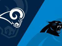 Los Angeles Rams vs Carolina Panthers