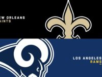 New Orleans Saints vs Los Angeles Rams