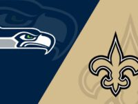 New Orleans Saints vs Seattle Seahawks