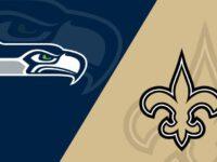 New Orleans Saints vs Seattle Seahawks