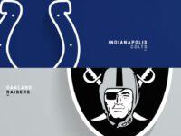 Oakland Raiders vs Indianapolis Colts