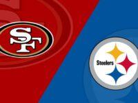 Pittsburgh Steelers vs San Francisco 49ers