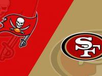 San Francisco 49ers vs Tampa Bay Buccaneers
