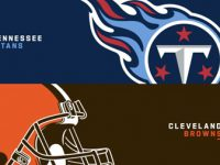 Tennessee Titans vs Cleveland Browns