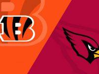 Arizona Cardinals vs Cincinnati Bengals