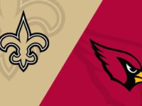 Arizona Cardinals vs New Orleans Saints
