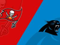 Carolina Panthers vs Tampa Bay Buccaneers