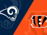 Cincinnati Bengals vs Los Angeles Rams
