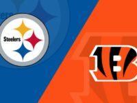Cincinnati Bengals vs Pittsburgh Steelers