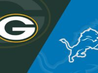Detroit Lions vs Green Bay Packers