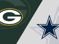 Green Bay Packers vs allas Cowboys
