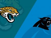 Jacksonville Jaguars vs Carolina Panthers