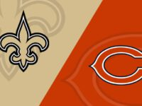 New Orleans Saints vs Chicago Bears