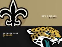 New Orleans Saints vs Jacksonville Jaguars