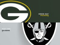 Oakland Raiders vs Green Bay Packers