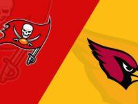 Arizona Cardinals vs Tampa Bay Buccaneers