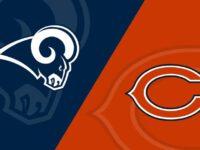 Chicago Bears vs Los Angeles Rams