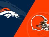 Cleveland Browns vs Denver Broncos