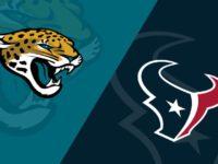 Houston Texans vs Jacksonville Jaguars
