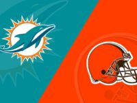 Miami Dolphins vs Cleveland Browns