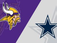 Minnesota Vikings vs Dallas Cowboys