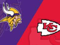 Minnesota Vikings vs Kansas City Chiefs