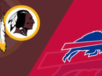 Washington Redskins vs Buffalo Bills