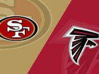 Atlanta Falcons vs San Francisco 49ers