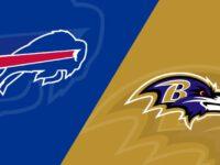 Baltimore Ravens vs Buffalo Bills