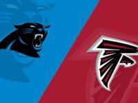 Carolina Panthers vs Atlanta Falcons