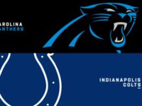 Carolina Panthers vs Indianapolis Colts