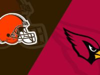 Cleveland Browns vs Arizona Cardinals