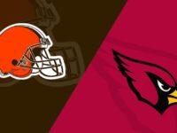 Cleveland Browns vs Arizona Cardinals