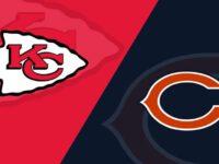 Kansas City Chiefs vs Chicago Bears