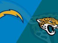 Los Angeles Chargers vs Jacksonville Jaguars