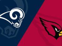Los Angeles Rams vs Arizona Cardinals