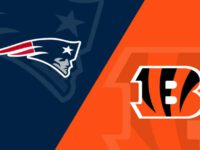 New England Patriots vs Cincinnati Bengals